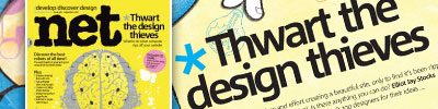 Article illustration for Thwart the design thieves feature in .net magazine
