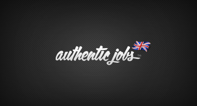 Article illustration for Authentic Jobs UK