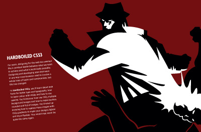 Article illustration for Hardboiled Web Design by Andy Clarke
