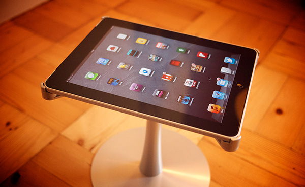 Photo of the Mantis Stand for iPad