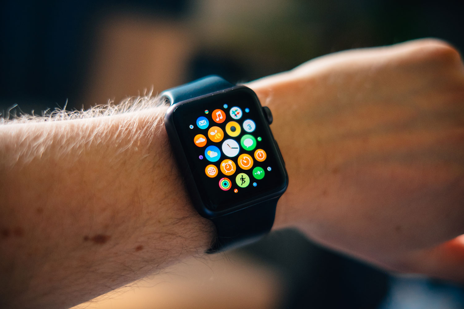 Article illustration for 1 month with the Apple Watch