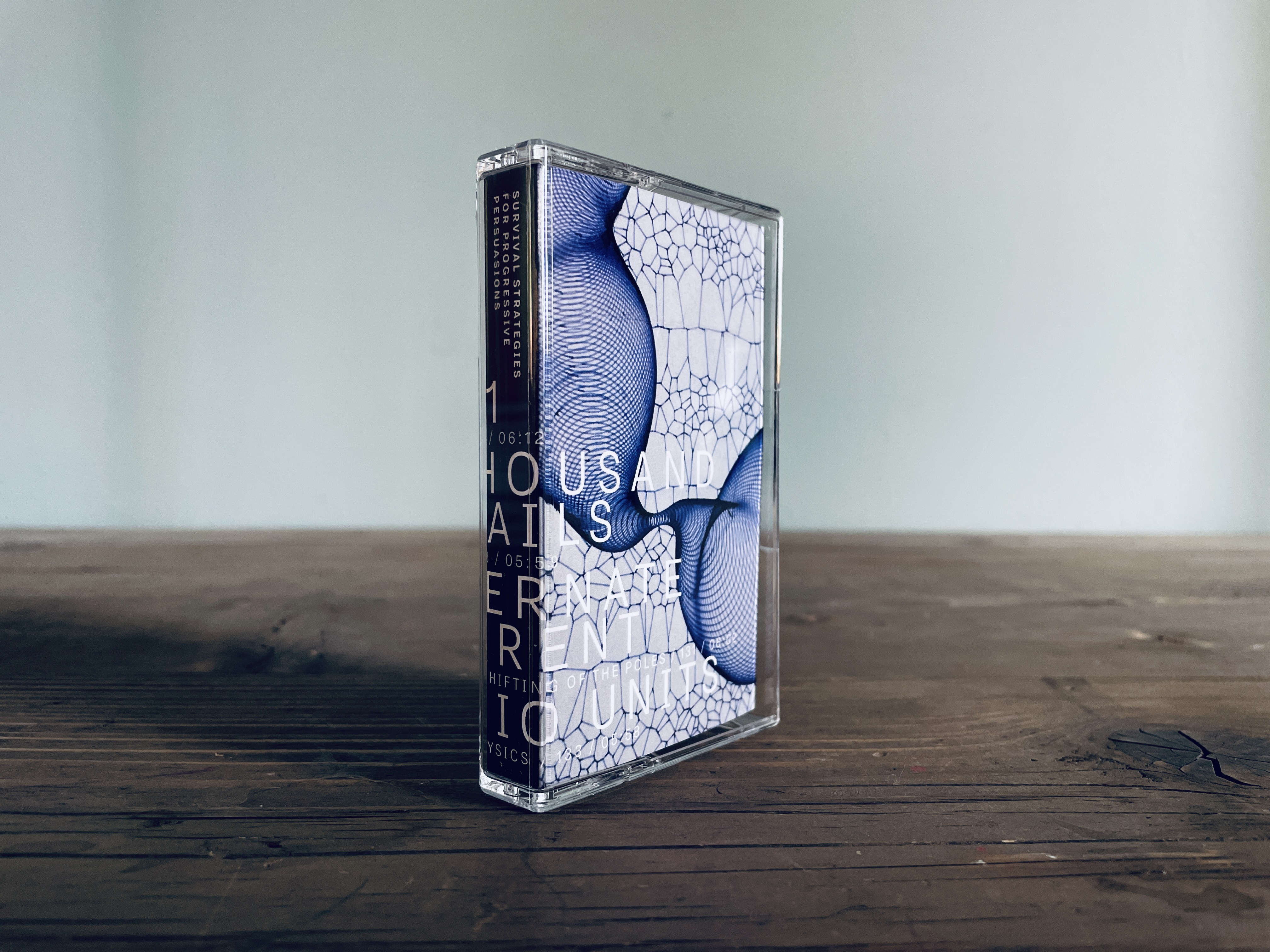 Unknown Movements' final release of the year: a compilation called 'Survival Strategies for Progressive Persuasions'