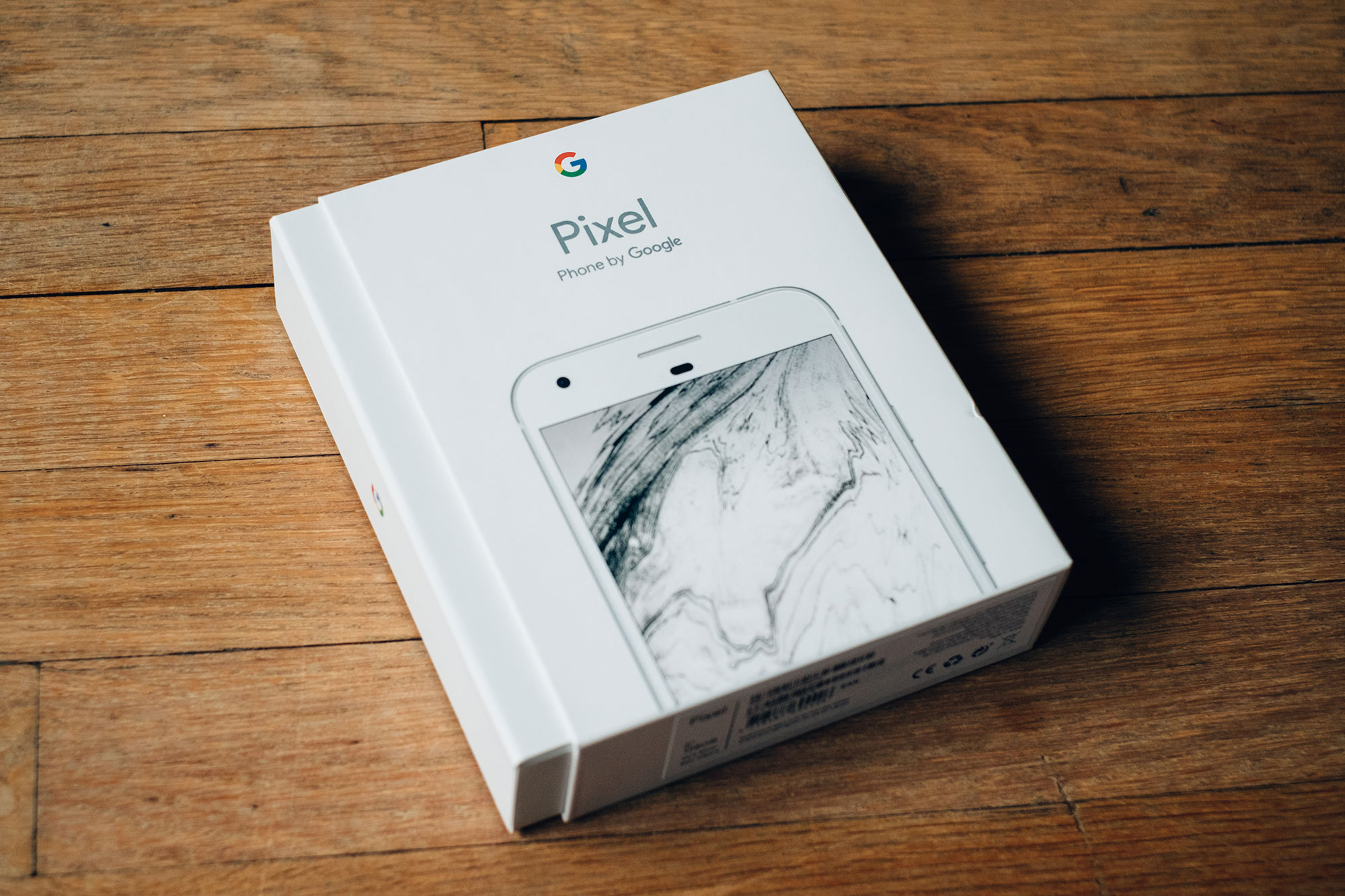 Article illustration for Google Pixelunboxing