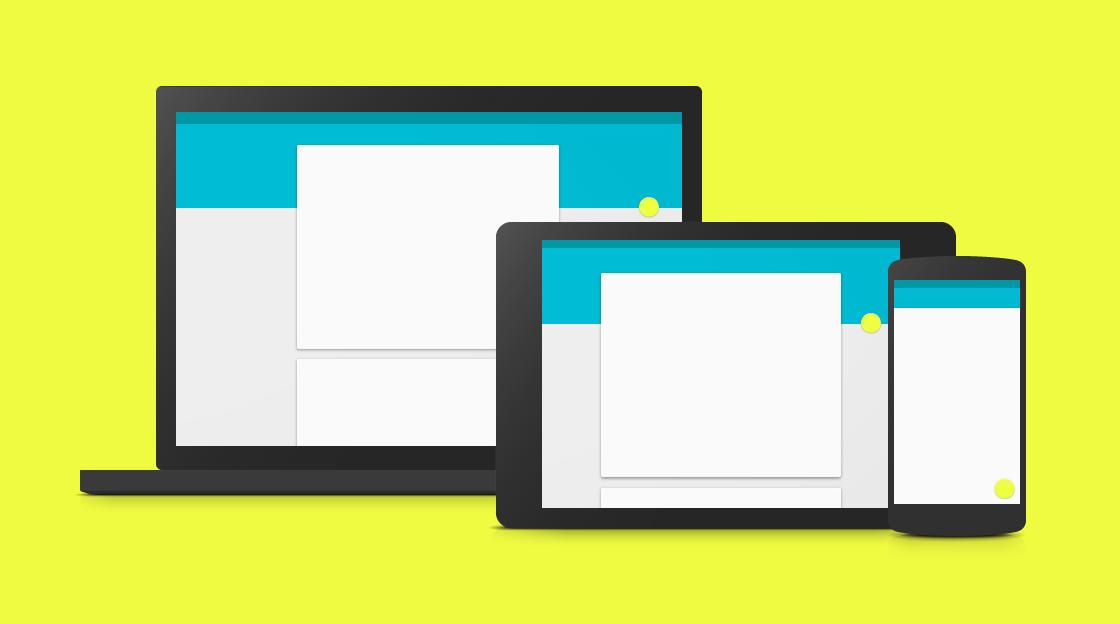 Article illustration for Google's Material Design