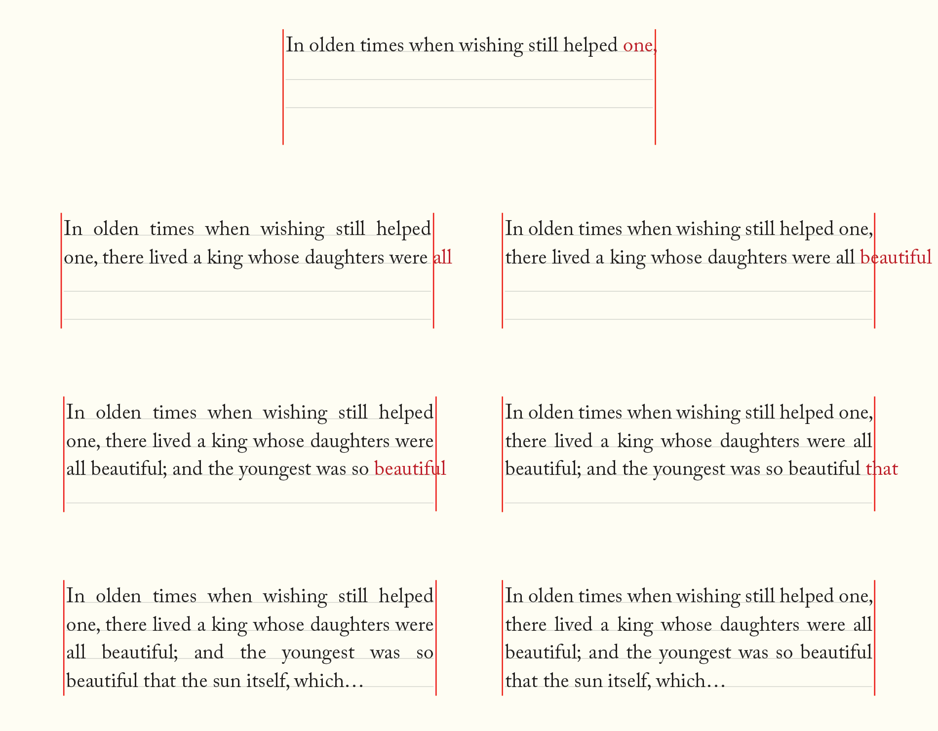 Article illustration for Advanced web typography: Justification & hyphenation