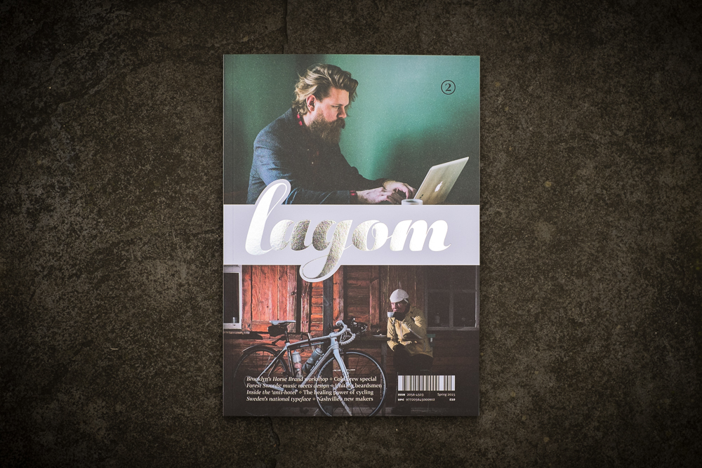Article illustration for Lagom #2 is out now
