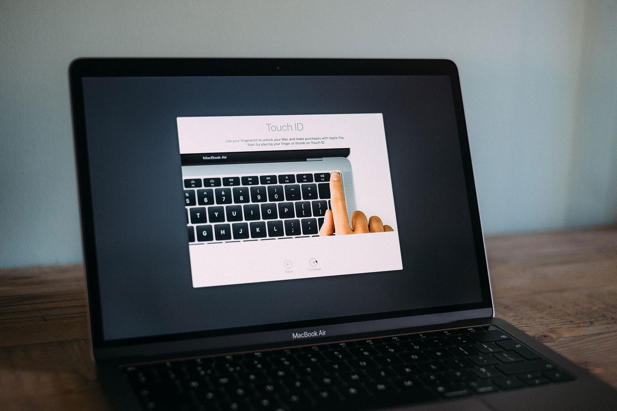 MacBook Air, March 2019