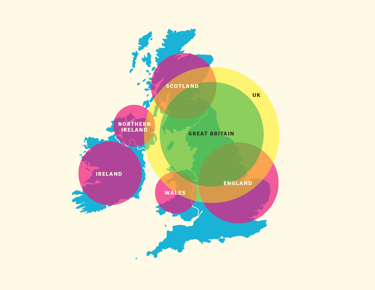 Article illustration for So what actually is the UK?