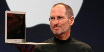 Article illustration for Steve Jobs on Flash