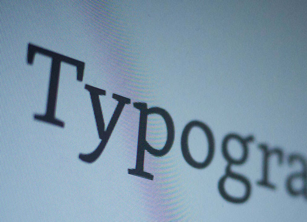Article illustration for The typography-out approach in the world of browser-based web design