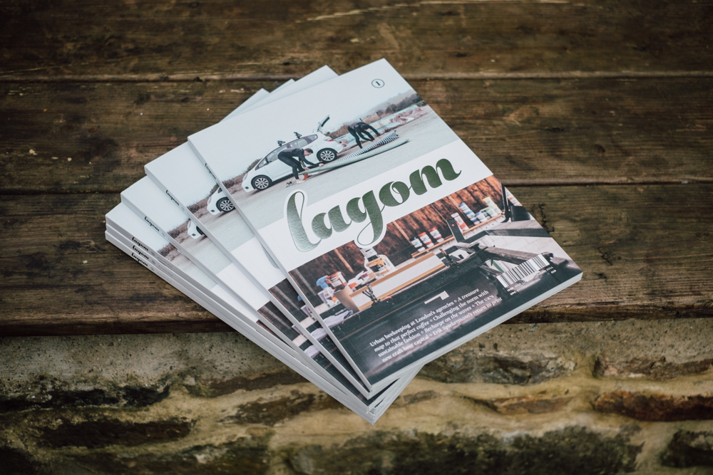 Article illustration for You can now buy Lagom, our new magazine